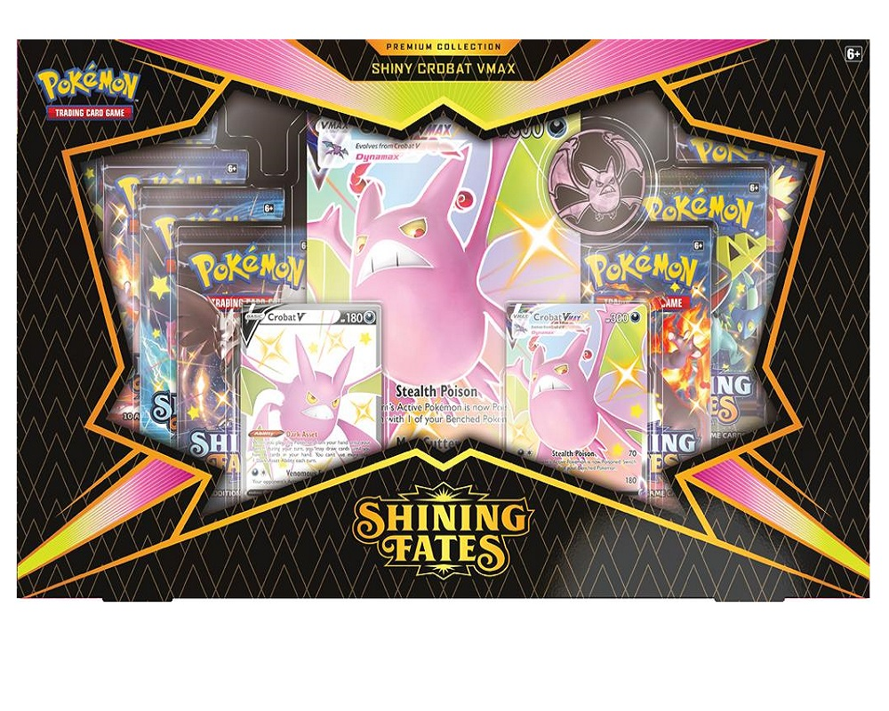 Shining Fates Premium Collection