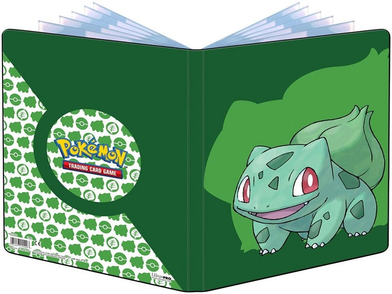 4-Pocket Portfolio- Bulbasaur