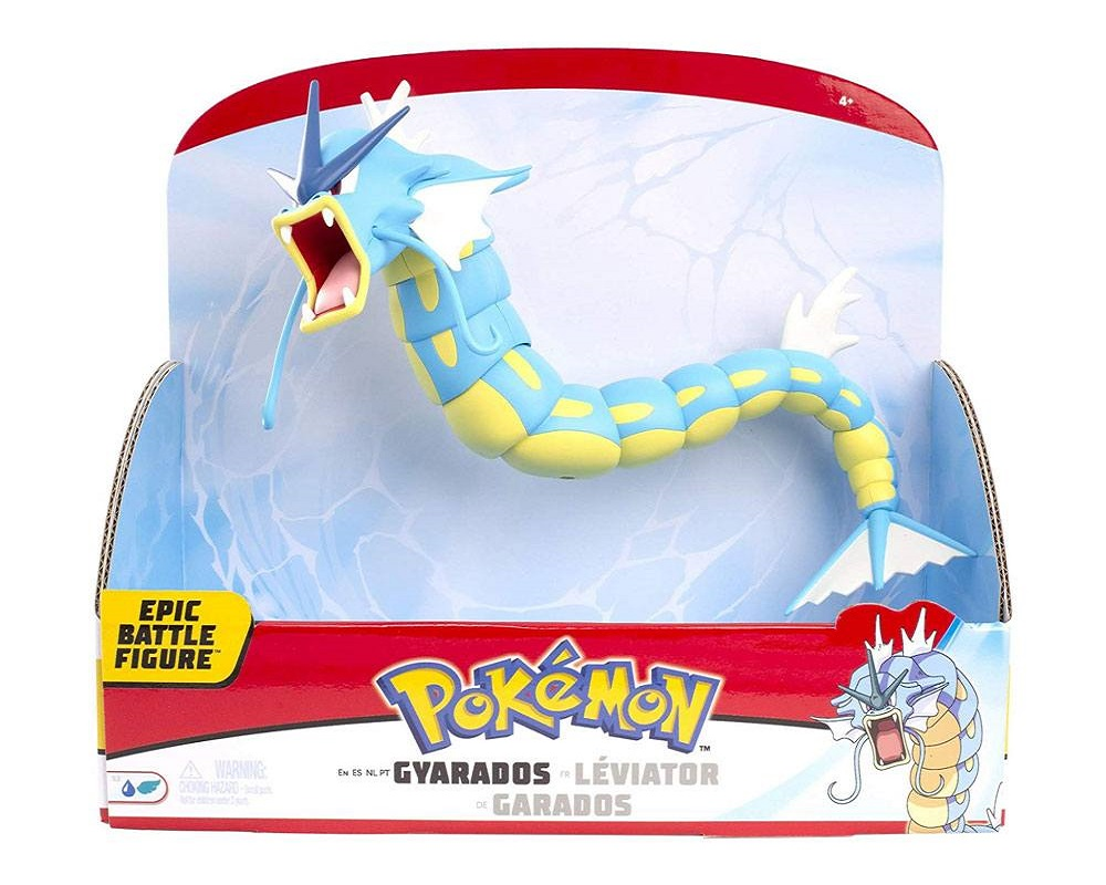 Pokemon Gyarados