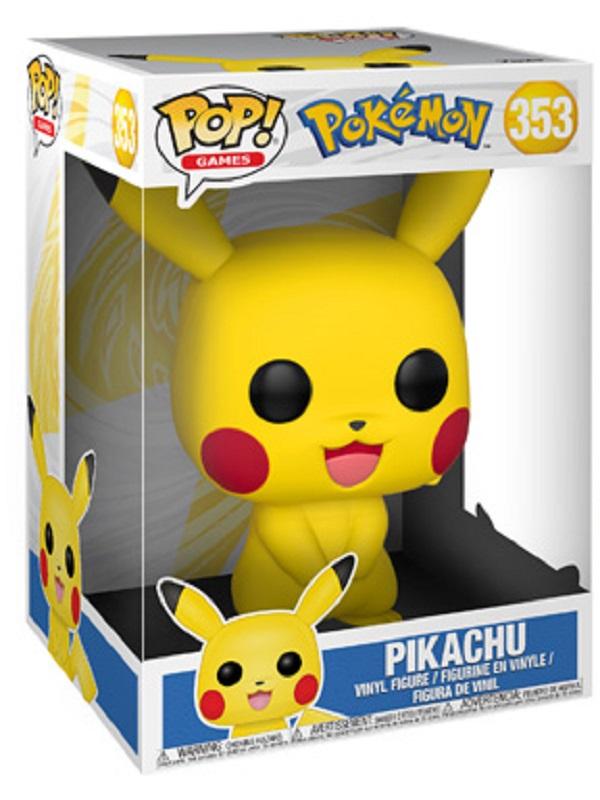 Pokemon- Pikachu 25 cm - 353