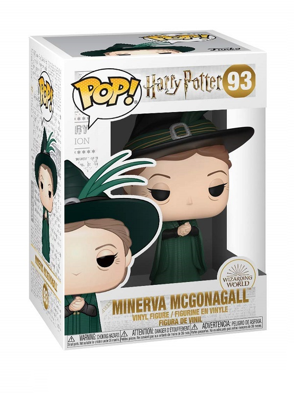 Minerva Mcgonagall - 93