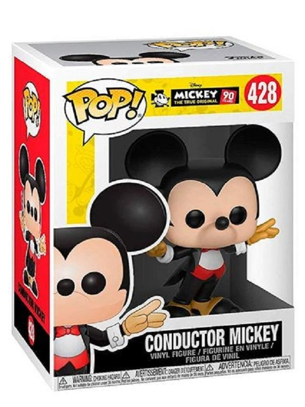 Conductor Mickey - 428