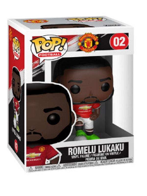 Rode duivels- Romelu Lukaku - 02
