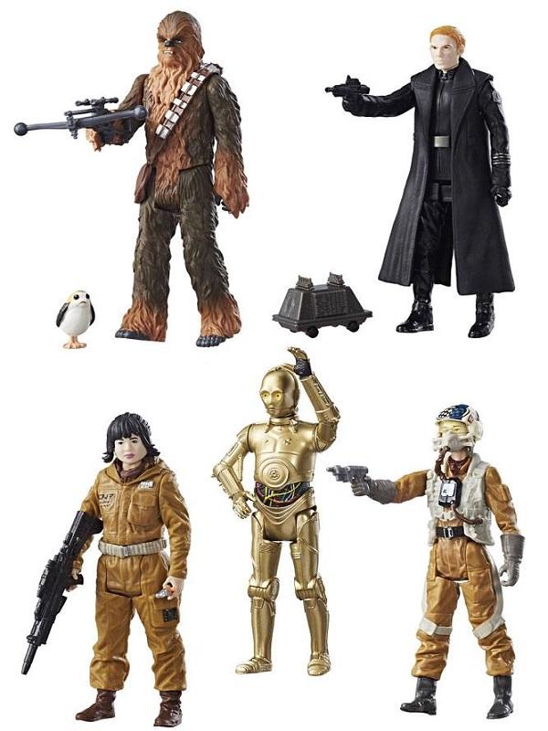 Star Wars Episode XII - action figure 10 cm