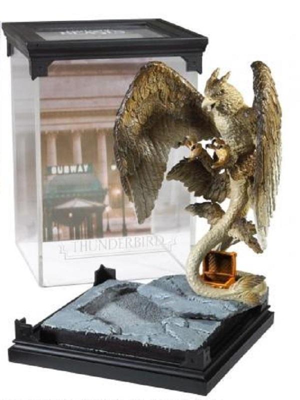 Harry Potter- Figure créature magique - Thunderbird