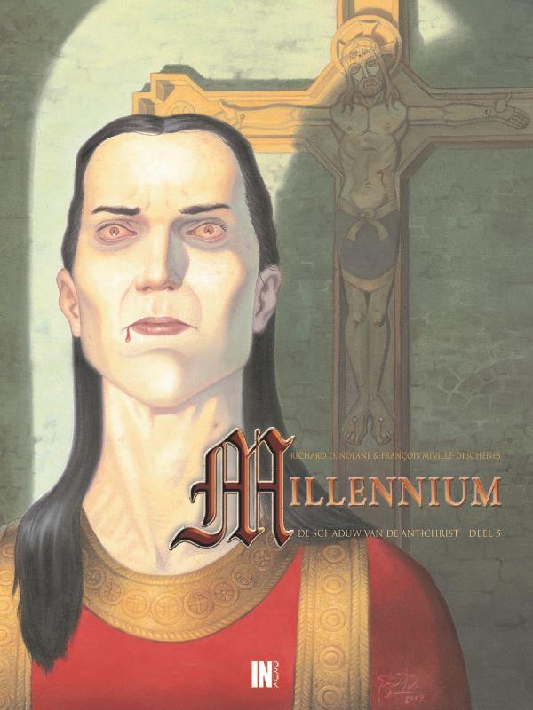 Millennium 5- De schaduw van de antichristen