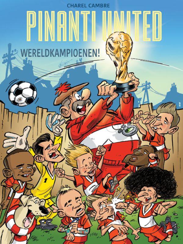 Pinanti United 3- Wereldkampioenen