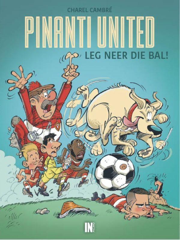 Pinanti united 2- Leg neer die bal!