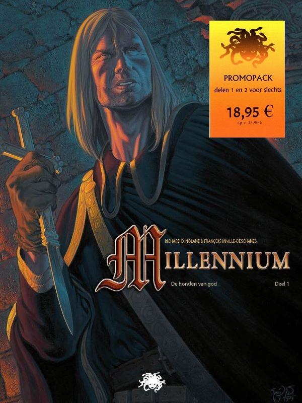 Millennium HC promopakket