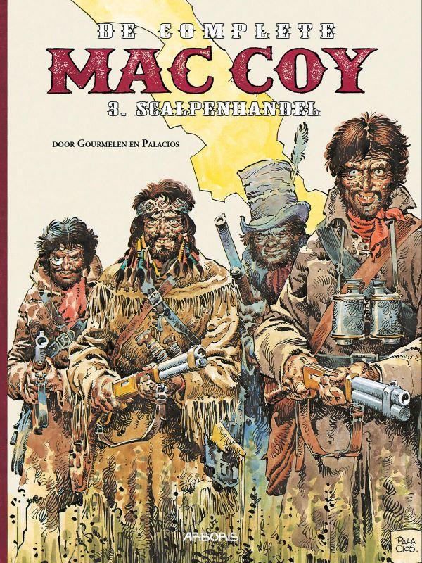 Mac Coy 3 Integraal - Scalpenhandel
