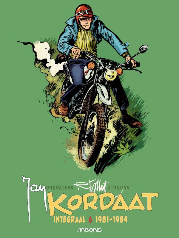 Jan Kordaat 6- Integraal 1981-1984
