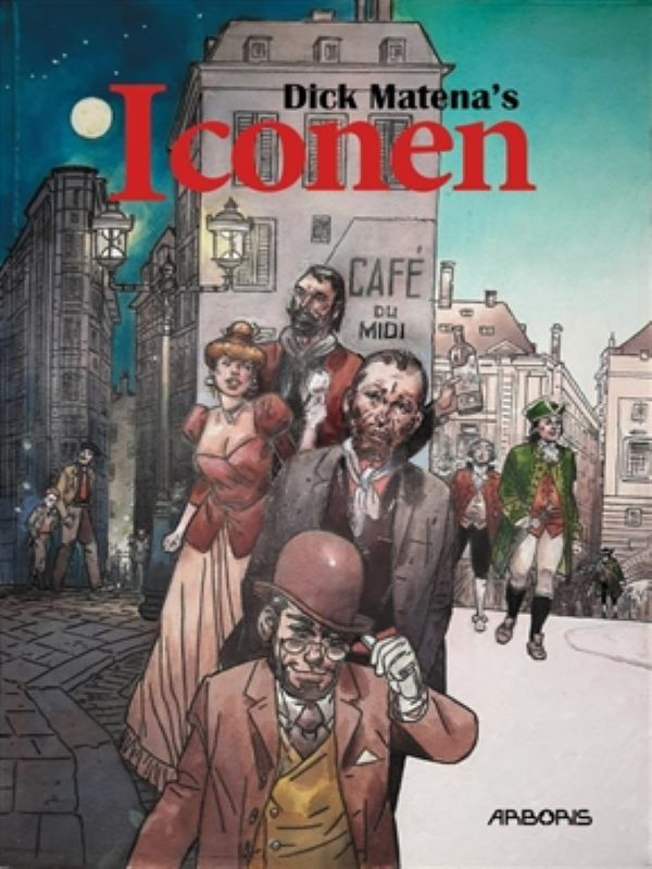 iconen- one shot