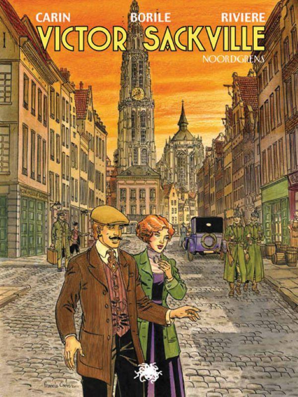 Victor Sackville 22- Noordgrens - Antwerpse versie