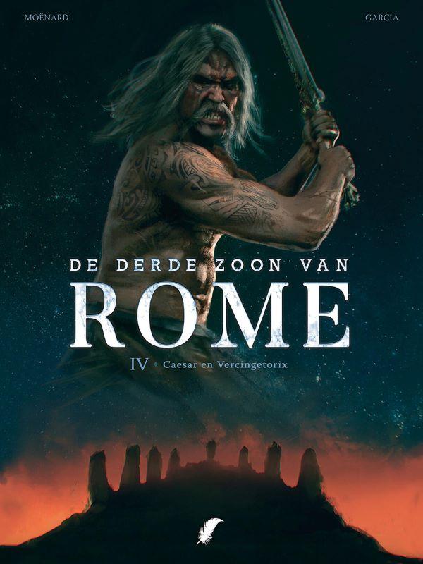 De Derde Zoon van Rome 4 - Caesar en Vercingetorix