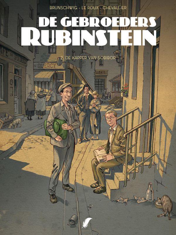 Gebroeders Rubinstein 2- De Kapper van Sobibor