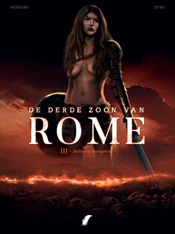 De Derde Zoon van Rome 3- Sylla en Pompeius
