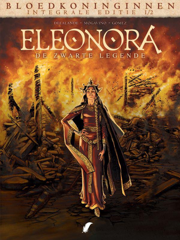 Bloedkoninginnen- Elenora integraal