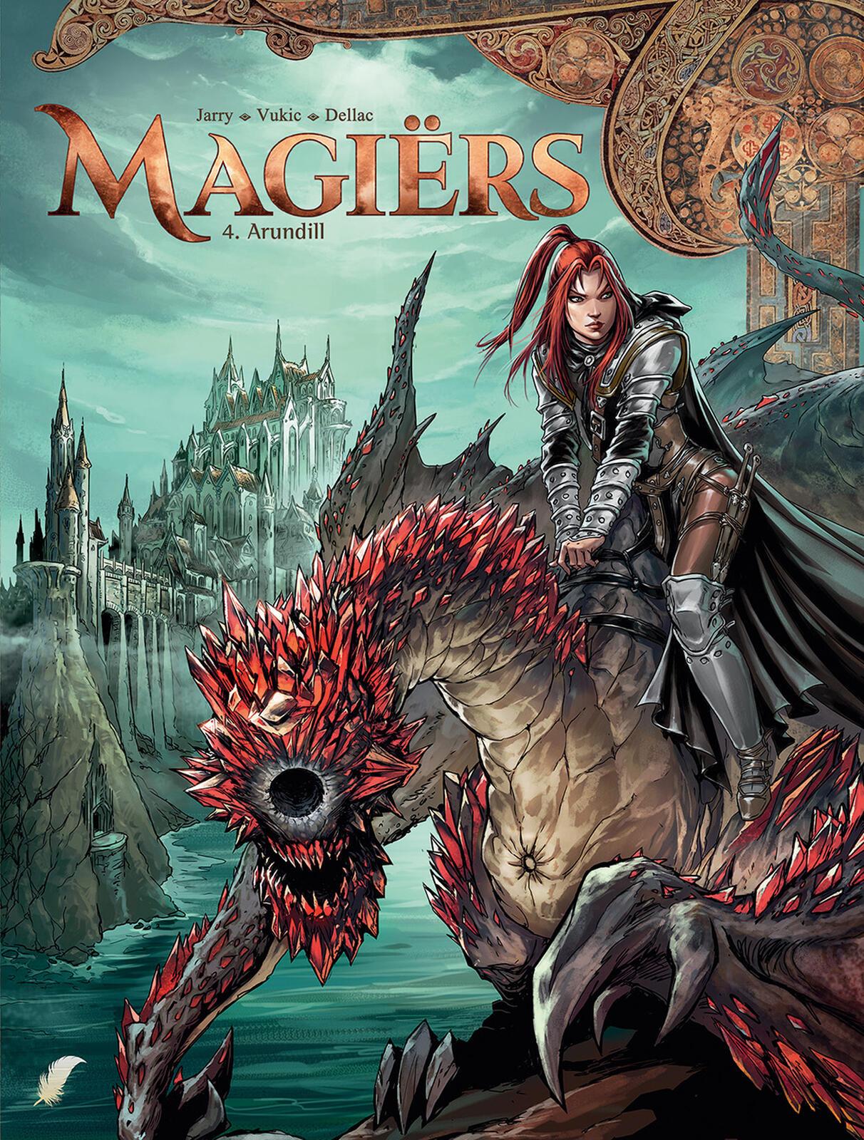 De Magiërs 4- Arundill