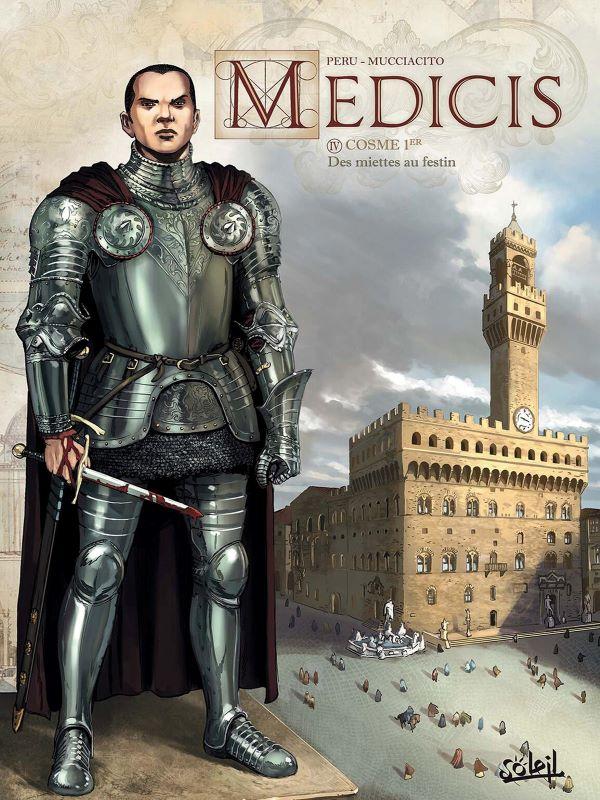 Medici's 4- Cosimo, van kruimels tot festijn