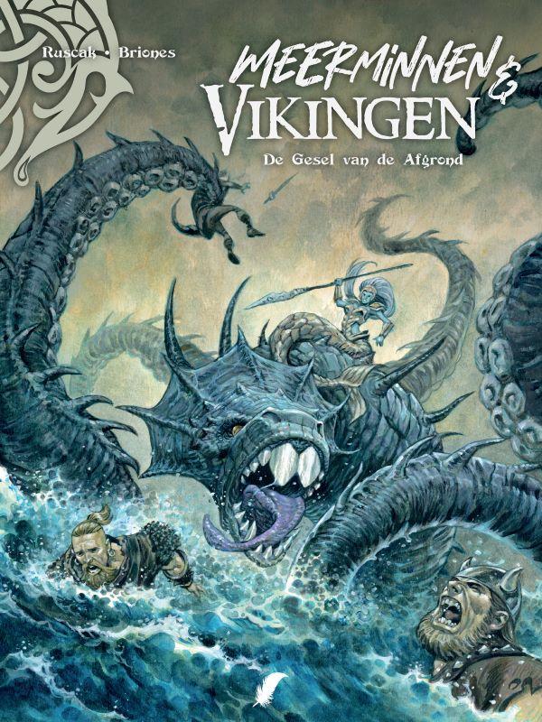 Meerminnen & Vikingen 1- De Gesel van de Afgrond  SC