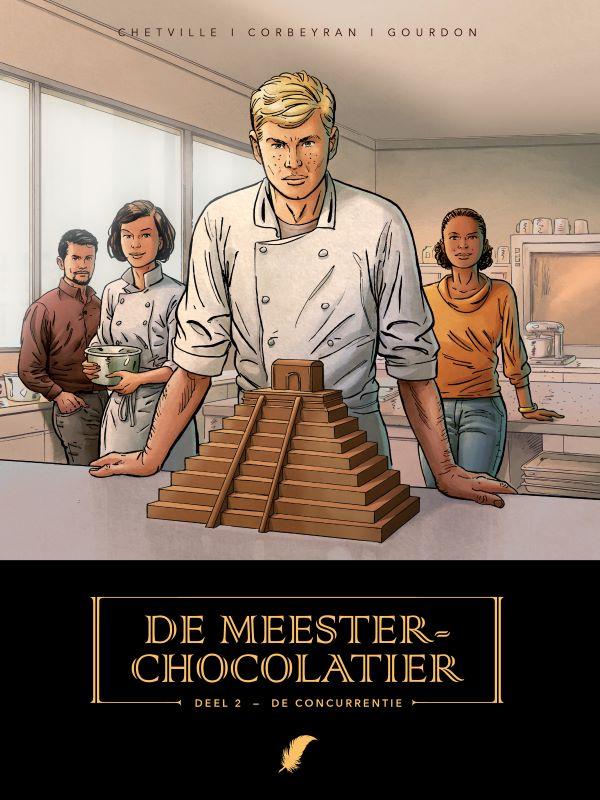 De meester chocolatier 2- De concurrentie