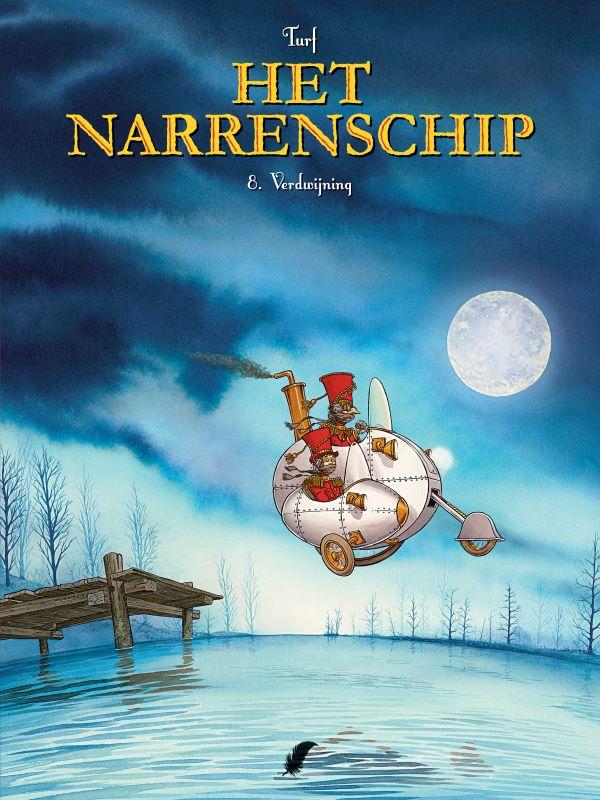 Narrenschip 8- Verdwijning