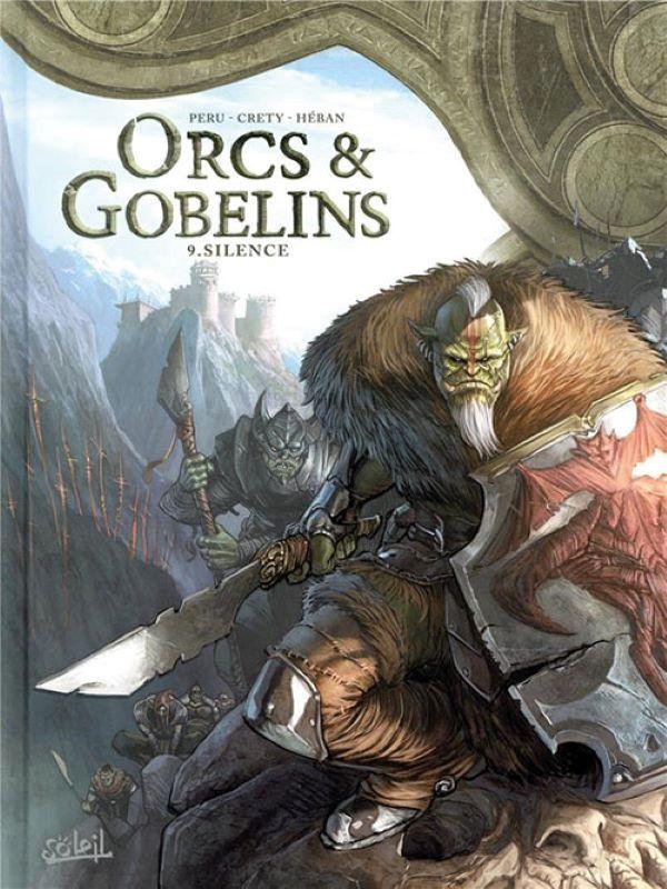 Orks & Goblins 9- Stilte