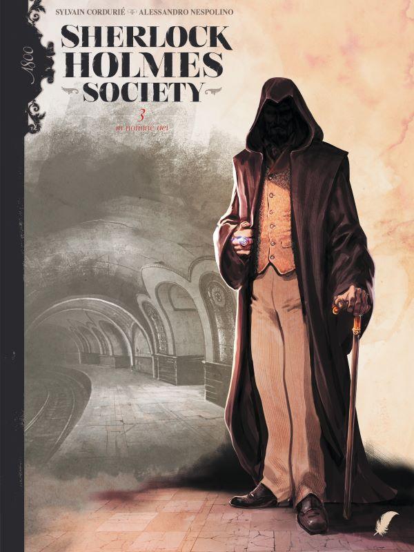 Sherlock Holmes Society 3- In Nomine Dei