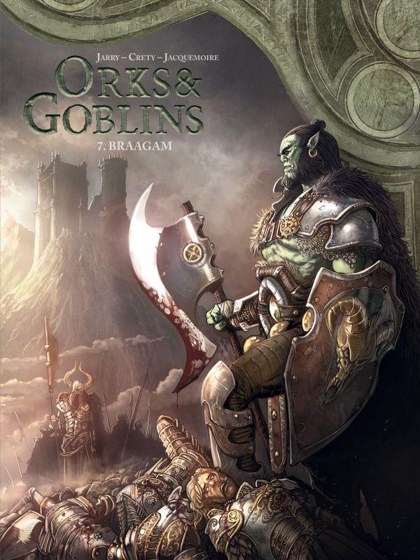 Orks & Goblins 7- Braagam