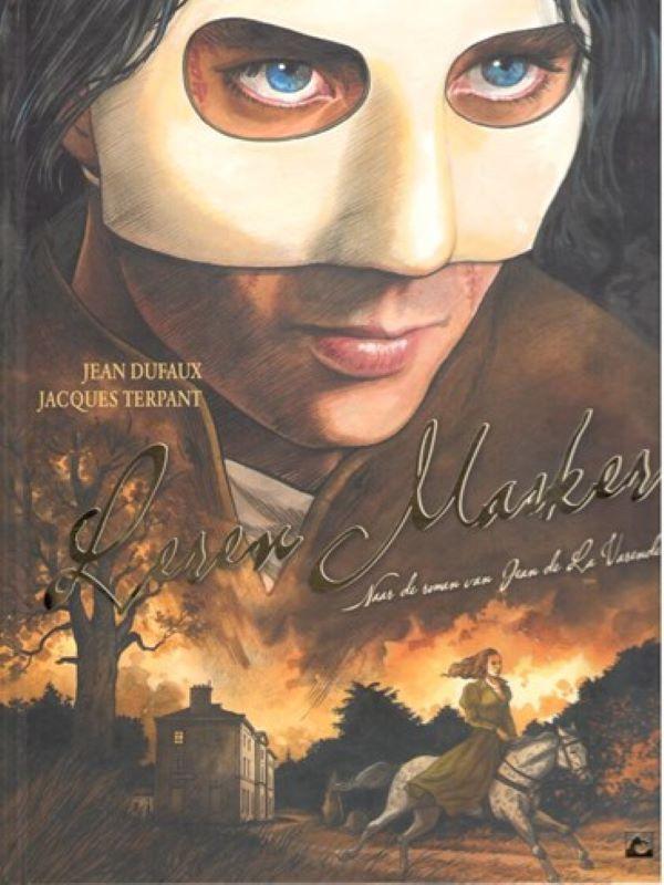 Leren Masker - compleet verhaal