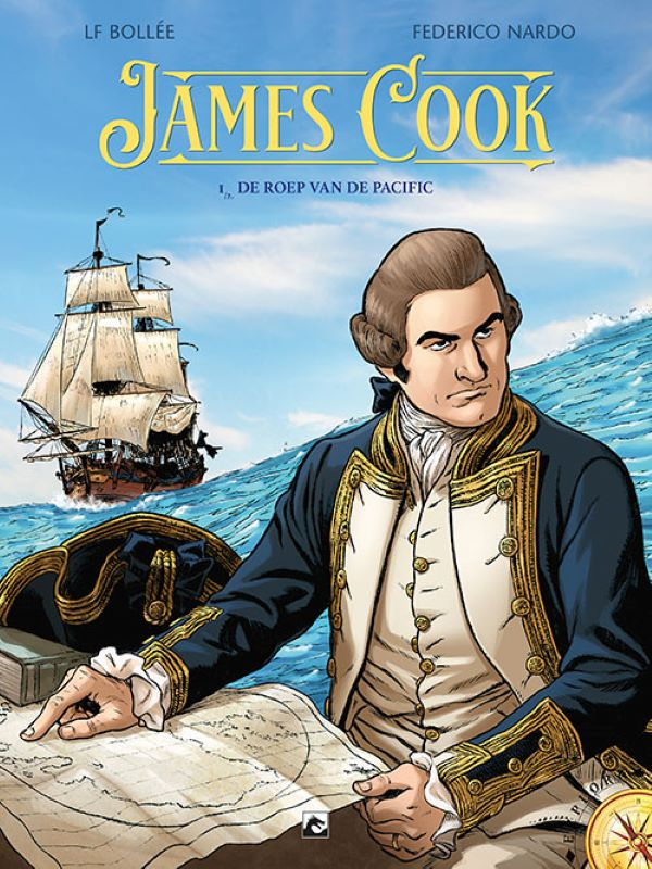 James Cook 1- Oproep ui de pacific