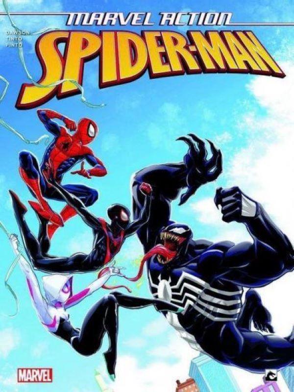 Spider-man, Venom