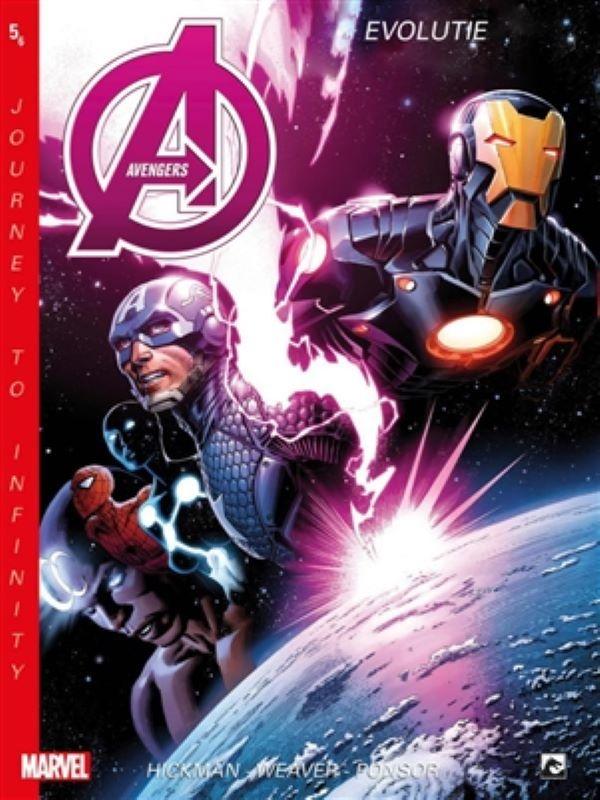 New Avengers Journey Infinity 5