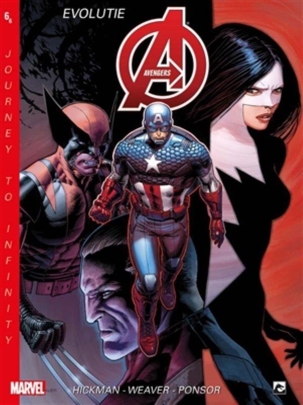 New Avengers Journey Infinity 6