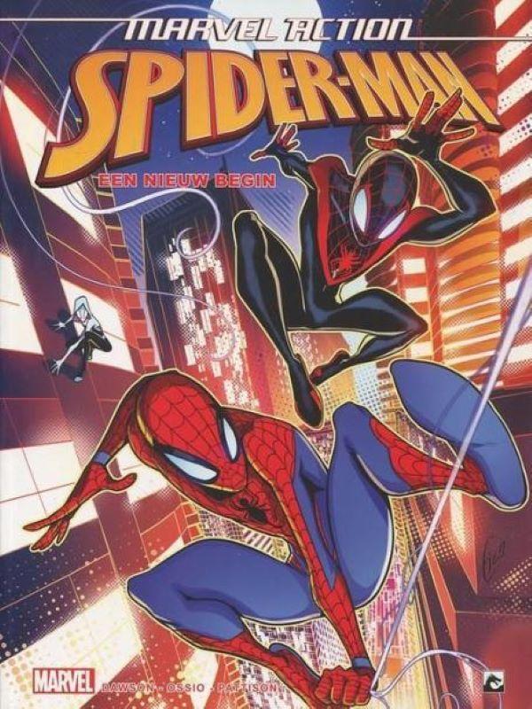 Spider-man, Een nieuw begin