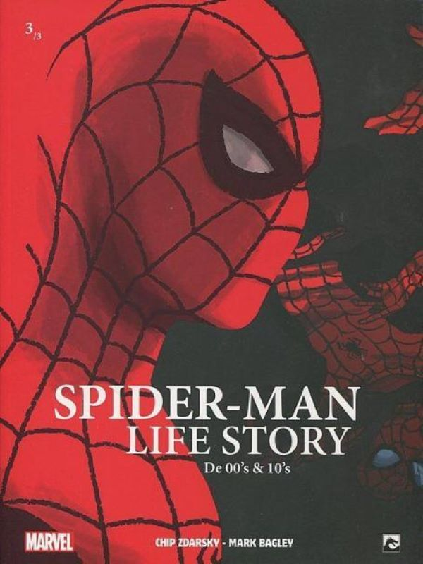 Spider-man Lifestory 3- De 00's & 10's