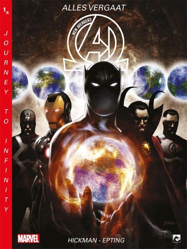 New Avengers - Journey to Infinity - Alles vergaat 1