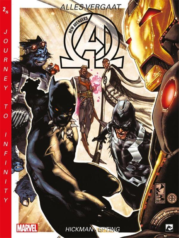 New Avengers - Journey to Infinity - Alles vergaat 2