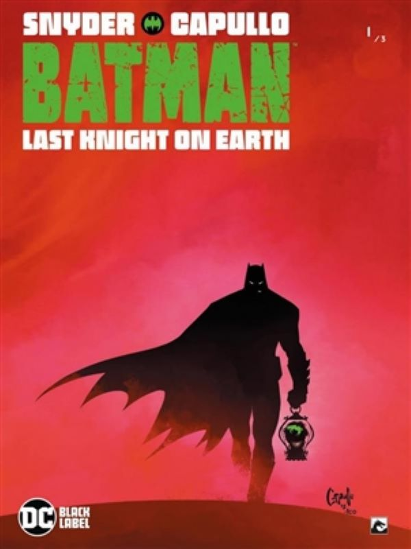 Batman- last night on earth 1