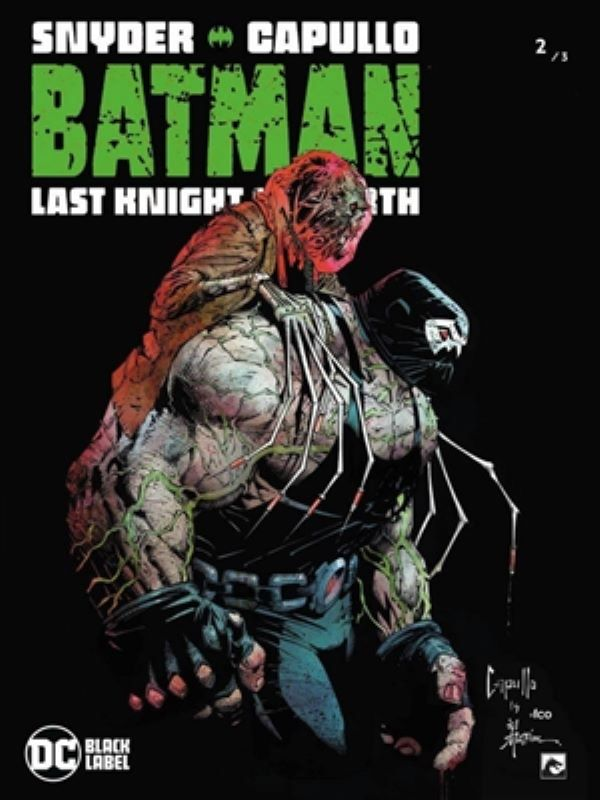 Batman- last night on earth 2