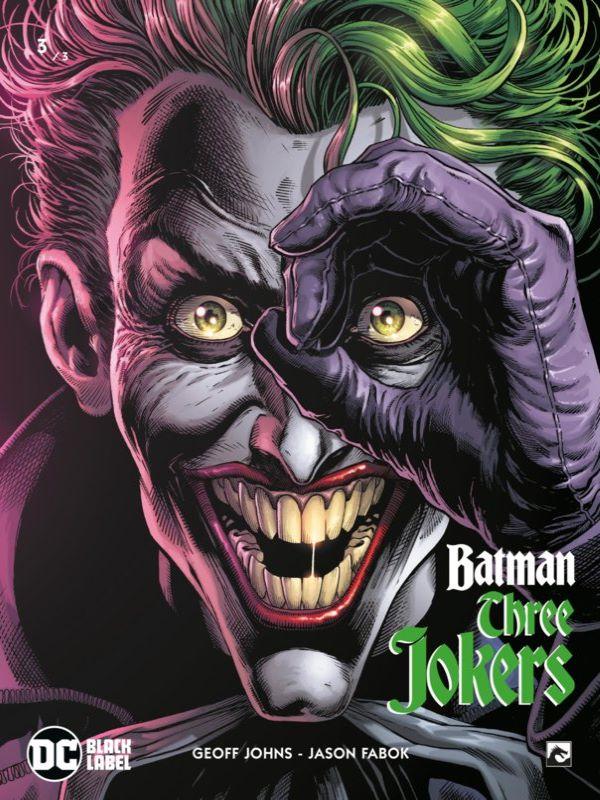Batman, Three Jokers Cover A