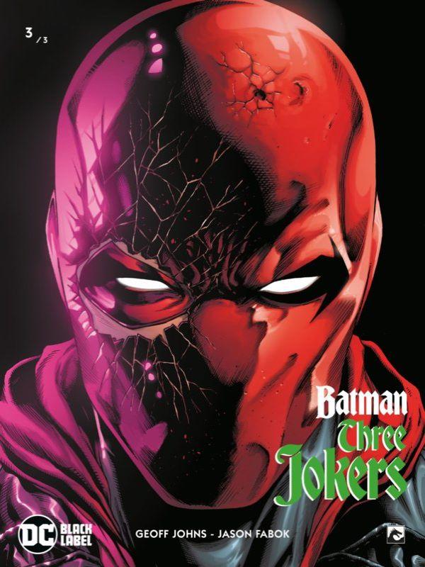 Batman, Three Jokers Cover B