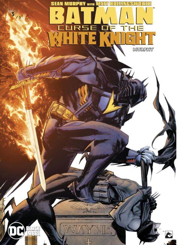 Batman, Curse of the White Knight deel 3