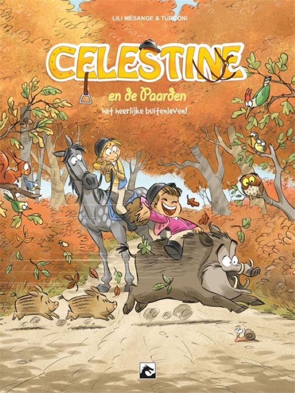 Celestine en de paarden 8- In de vrije natuur