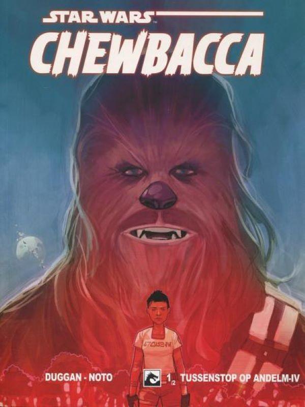 Star Wars - Chewbacca pakket (2 delen)