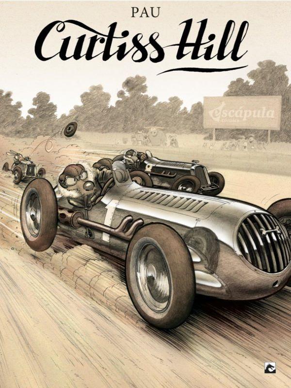 Curtiss Hill deel 1