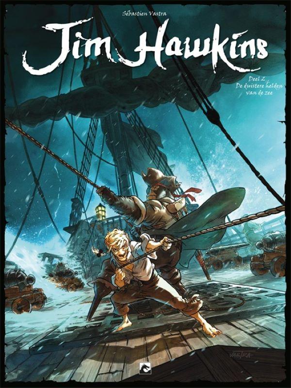 Jim Hawkins 2- De duistere helden van de zee