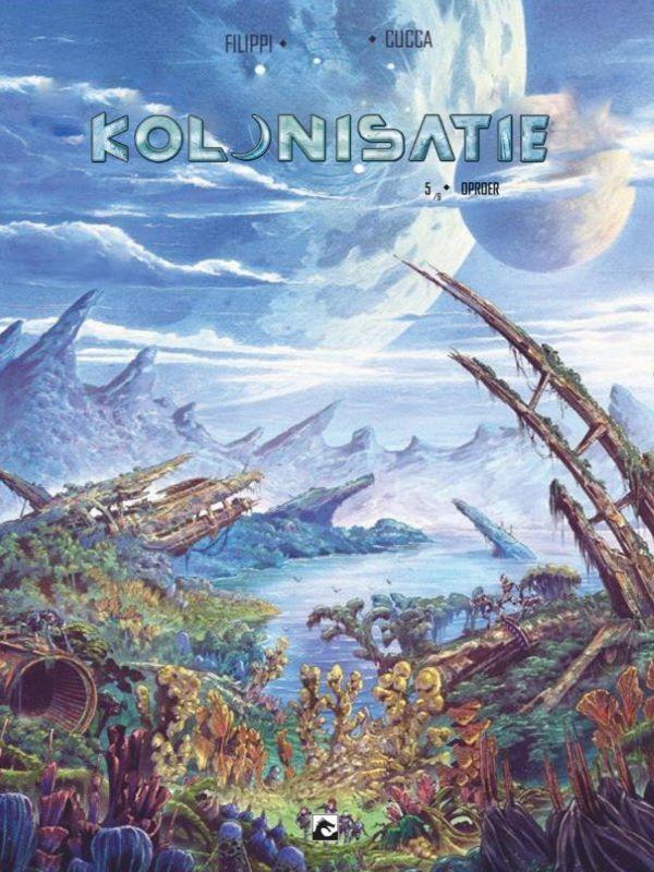 Kolonisatie 5- Oproer