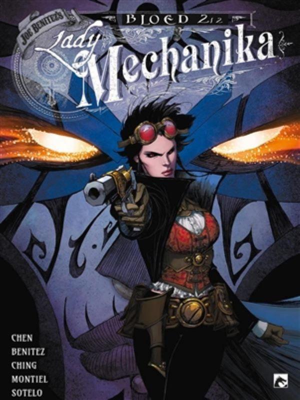 Lady Mechanika- Bloed deel 2