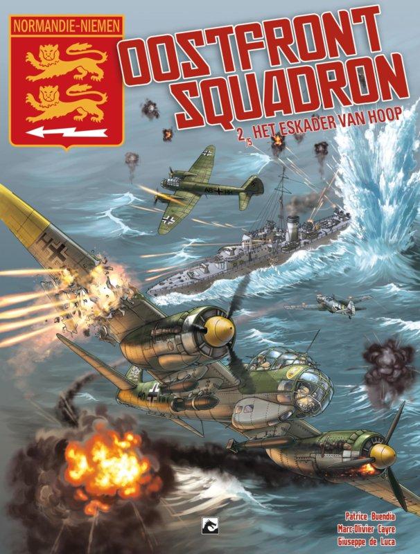 Oostfront Squadron 2- Het eskader van hoop